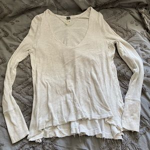 Free people thermal shirt